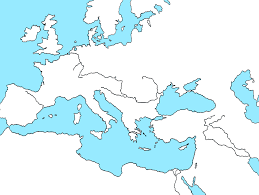 Greece Map Outline by Mediterraneansea Gif