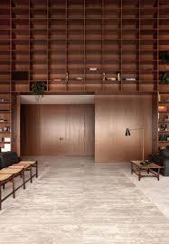 Ceiling To Floor Bookshelves Studio Mk27 Design A Double Height Room With Floor To Ceiling