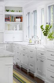 best true white for kitchen cabinets top designers say these are the best white paint colors