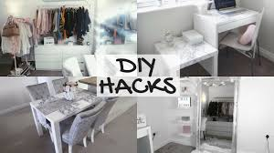 cheap diy home decor 5 easy u0026 cheap diy hacks home decor youtube