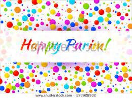 happy purim card download free vector art stock graphics u0026 images
