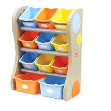 beautiful image of storage shelves with bins color 79 organizer