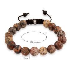 bead bangle bracelet images Bangle bracelet natural stone beads yoga bangle bracelet for jpg