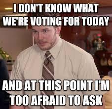 Voting Meme - livememe com