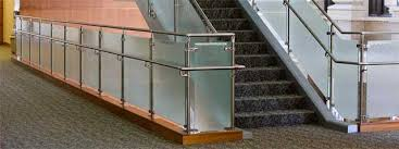 stainless steel banister rails stainless steel hand rails supplies and installation services by