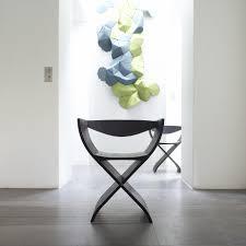 curule chairs designer pierre paulin ligne roset