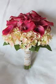 silk wedding flowers silk wedding flowers and bouquets is blooming
