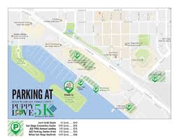 San Diego Map Of Hotels by Puppy Love 5k 2017 At Embarcadero Marina Park South In San Diego