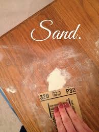 wood painting livelovediy how to paint furniture why it s easier than you think