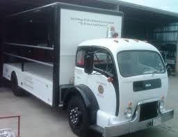 homemade truck cab historic fleet