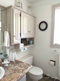 Tiny Bathroom Makeovers - small bathroom makeover renovation