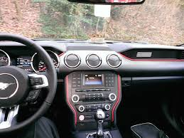 mustang v6 interior mod of the day 2015 mustang interior 2015 mustang forum