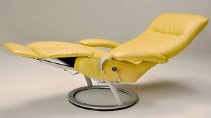Yellow Recliner Chair Yellow Leather Recliner Chair Best Home Chair Decoration