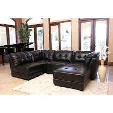 Modular Reclining Sectional Sofa 5 Leather Sectional Sofa Theater Sectional Sofas For Black