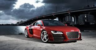 Audi R8 Rental - exotic car rental miami lamborghini huracan spyder rental