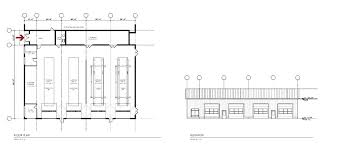 garage floorplans capital projects site plans conceptual renderings