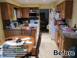 Kitchen Cabinets Markham Toronto Kitchen Cabinets Painting Staining Refinishing
