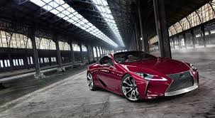 lexus green the lexus fc lc concept is the newest idea in hydrogen fuel cell