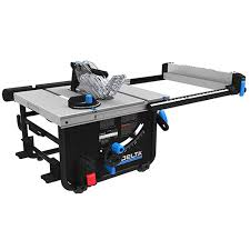 delta 13 10 in table saw delta machinery table saws