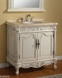 14 Inch Deep Bathroom Vanity Belle Foret Bf80062r 36 14 16 Inch Width By 20 1 2 Inch Depth By