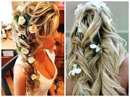 bridal hairstyle magazine cascading flower bridal hairstyles hair world magazine