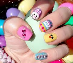 Easter Nail Designs Easter Nail Designs Archives Nail Design Ideaz