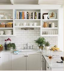 faience cuisine rustique la cuisine adopte la couleur blanche déco cool