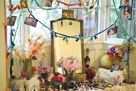 dia de los muertos decorations decorating for day of the dead popsugar home