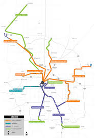 Dia Map Northeast Transportation Connections U2013 Maps