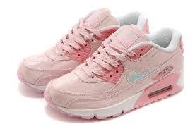 light pink nike air max airmax nike fashion nike air max 90 pink white light shoes nike air