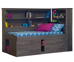 kids captain bed berg 22 950 junior captain s bed with bookcase berg furniture