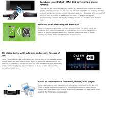 blu ray player and home theater system philips htl2193b bluetooth soundbar speaker surround sound bar