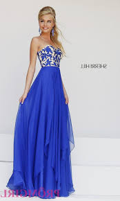 sherri hill prom dresses royal blue naf dresses
