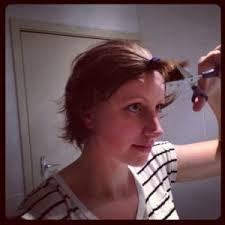 ponytail shag diy haircut best 25 how to cut your own hair ideas on pinterest cut own
