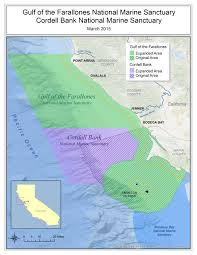 Noaa Maps Expansion Of Cordell Bank And Gulf Of The Farallones National