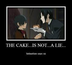The Cake Is A Lie Meme - the cake is not a lie by calling all angelz on deviantart