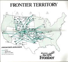 Frontier Seat Map Southwest Airlines Archives World Airline Historical Society