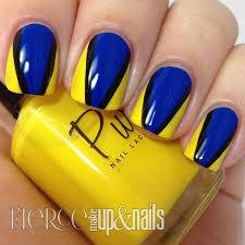 fierce makeup and nails nail nails nailart uñas pinterest
