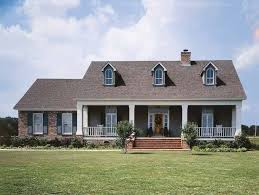 house plans with porches on front and back eplans low country house plan romance of a colonial plantation