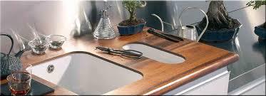 luisina cuisine plans de travail en bois massifs spekva par luisina teck massif