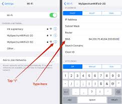 tip easily change your ios dns settings mac observer