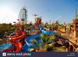 wadi water park and hotel burj al arab burj al arab dubai