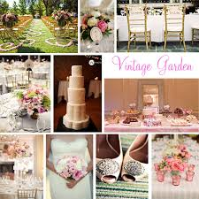 Vintage Garden Wedding Ideas Resee S I Created This Inspiration Board For A Friend Who Is