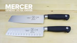 mercer kitchen knives mercer genesis usuba knife