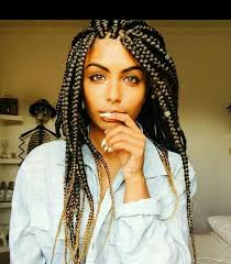 womens hairstyle the box style 15 best box braids images on pinterest natural hairstyles