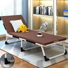 canapé lit simple doux et confortable type lit pliant unique bureau pause déjeuner