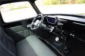 Ford Truck Interior 1955 Ford F 100 Custom Pickup 170622