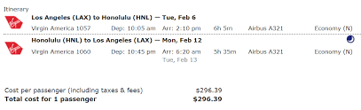 cheapest west coast cities fare alert various us cities to hawaii from 296 roundtrip