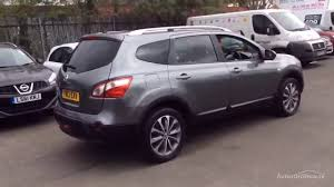 nissan suv 2013 nissan qashqai tekna plus 2 grey 2013 youtube