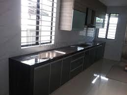 Wet Kitchen Design Permas Johor Bahru Interior Design Wet Kitchen Support Tiles